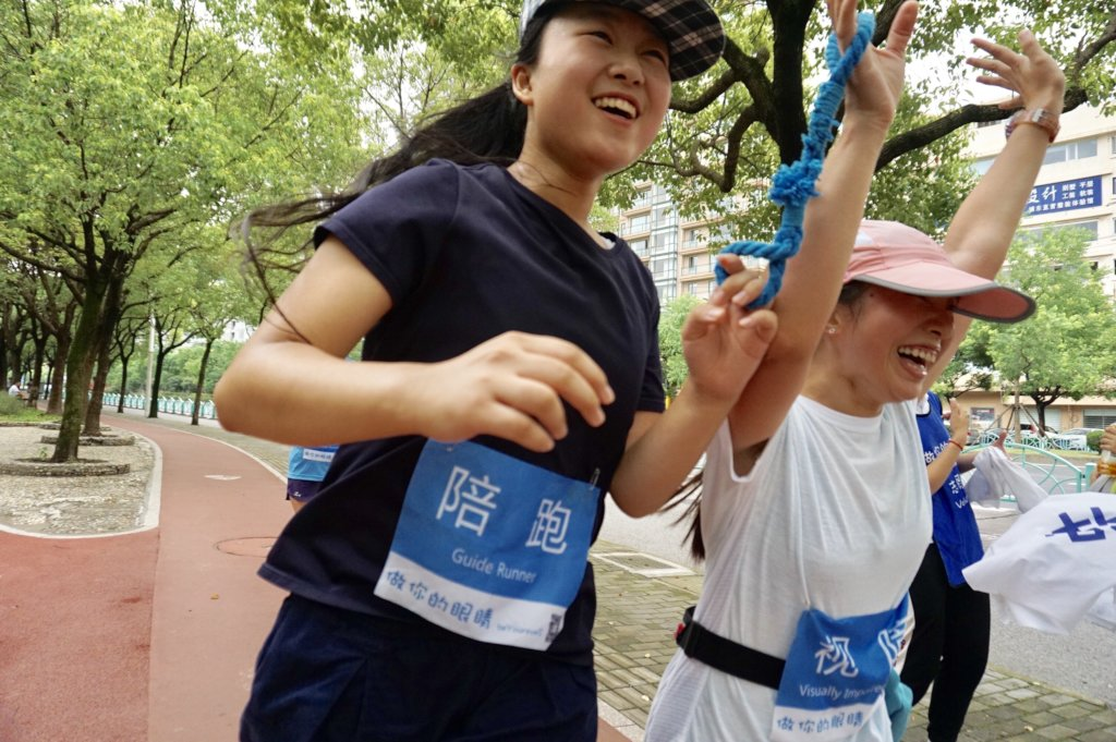 Help Disabled People be Involved in Sports: China