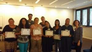 Spandau Staff Graduation