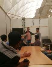 Workshop about attitude towards women