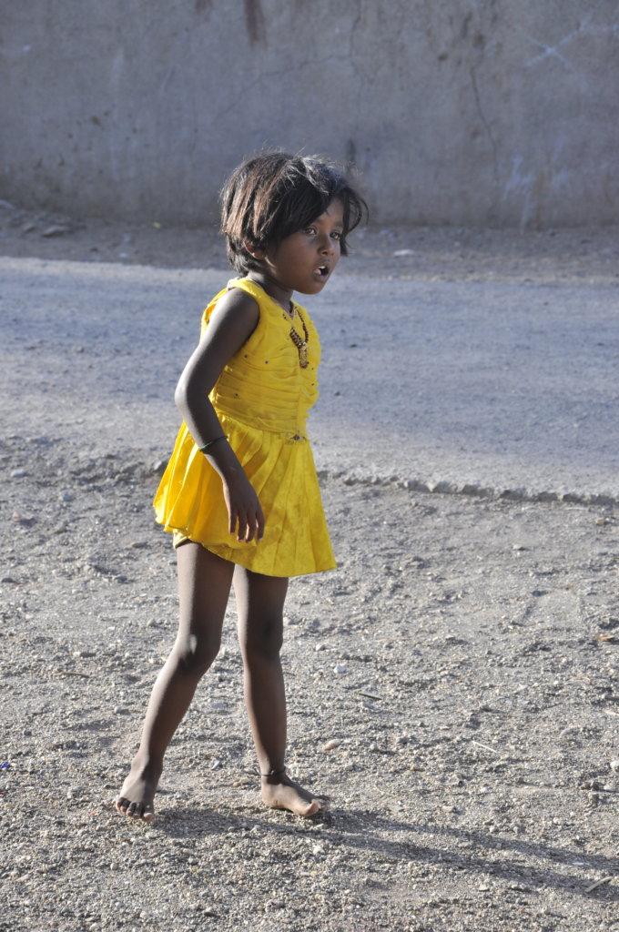 Help Educate Girls in India