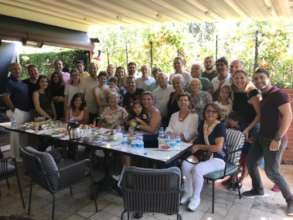 Izmir,donors and scholarshipholders were met