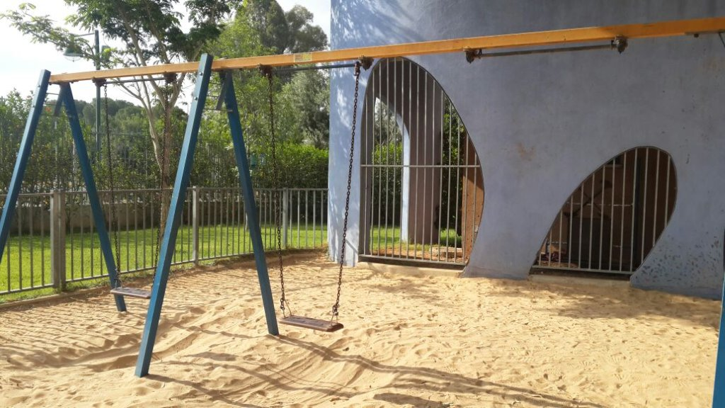 New playground for the Keshatot School