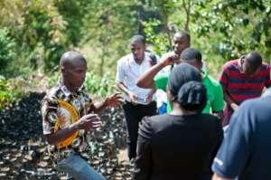 Farmers in training