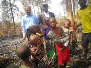 Rural Poor family of Kenya