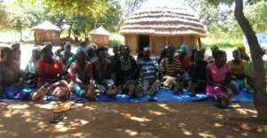 Women of HIV aid Uganda