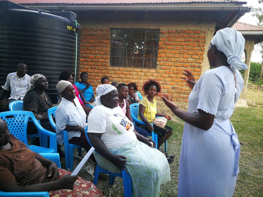 Socio Econimc Empowerment of Rural Women Kenya
