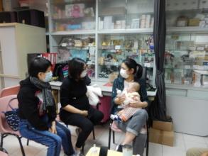 Prenatal Feeding Training Workshop 1