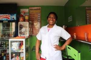 Vitalia Mosquera Florez - Entrepreneur in Colombia