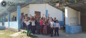 New classrooms, toilets and more in Nepal