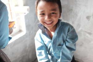 IDV helped Rashan after the Nepal earthquakes