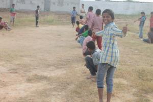 Happy Children at Sphoorti