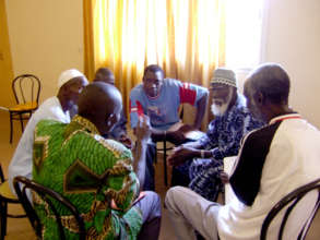 Rebel Leaders Engaged in Dialogue