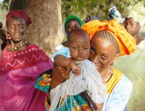 Help 500 Women End War in their Villages
