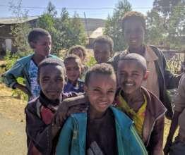 15,000 trees to combat desertification in Ethiopia