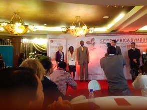 Seed award winning ceremony in Nairobi