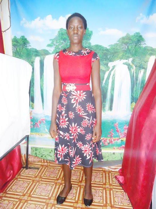 Help Harriet complete her nursing course in Uganda