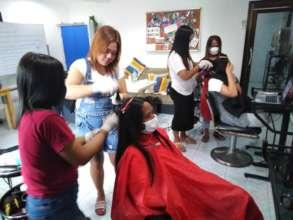 Hair Training