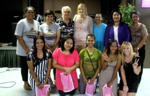 Finished Counseling program from older Tamar Group
