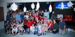Tamar Christmas Party