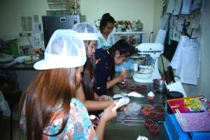 Baking Training