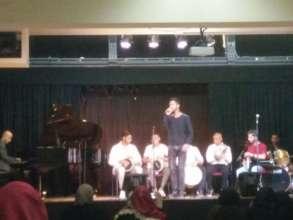 performing 3