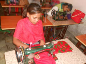 Give Sewing Machines To Help 20 Poor Women