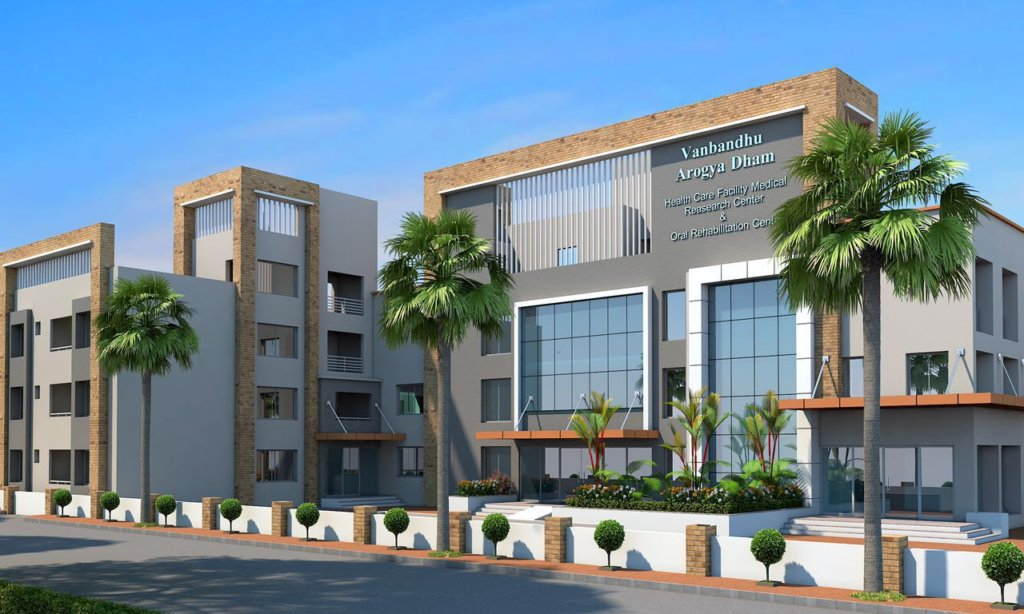 Build a Healthcare Facility in Dang, India