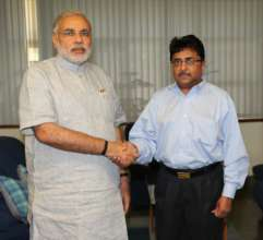 Honorable Prime Minister of India and Dr. Patel