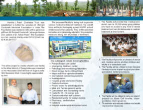 Healthcare Project Brochure page 2
