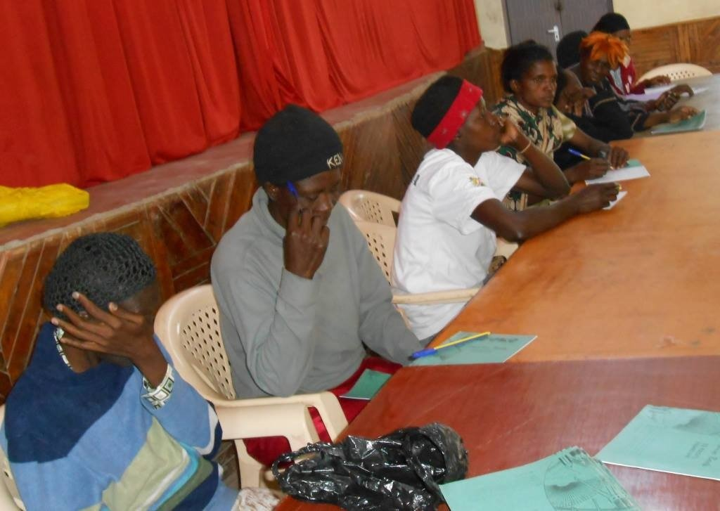 empowerwomen victims of gbv to be paralegals kenya
