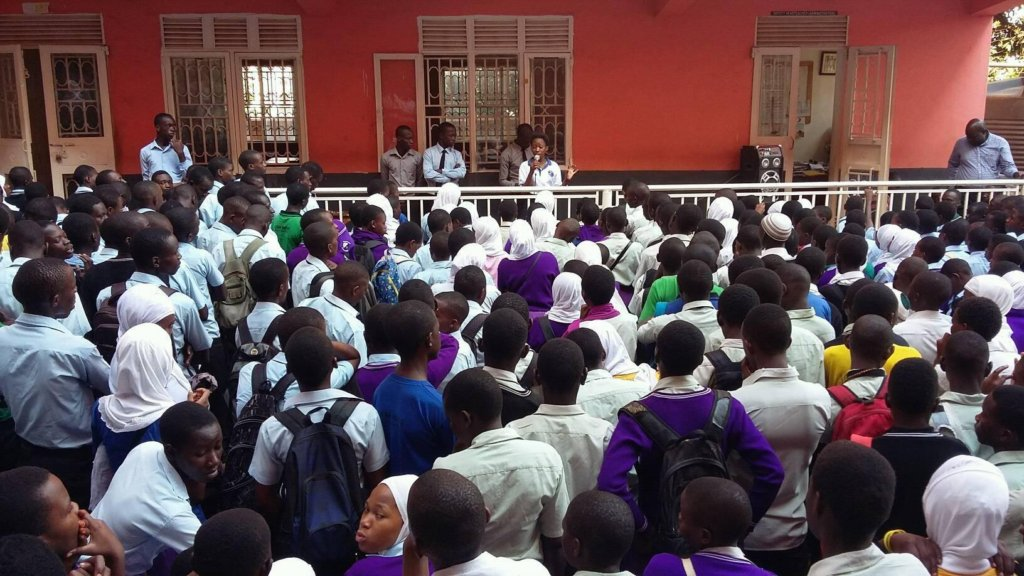 SUPPORT DRUG ABUSE RECOVERY IN 4 UGANDAN DISTRICTS