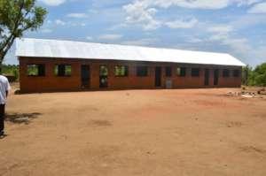 The new primary school in Putuke