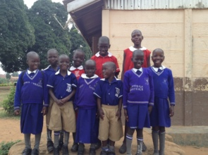 Our sponsored children