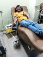 Regular Donor at Aarohi
