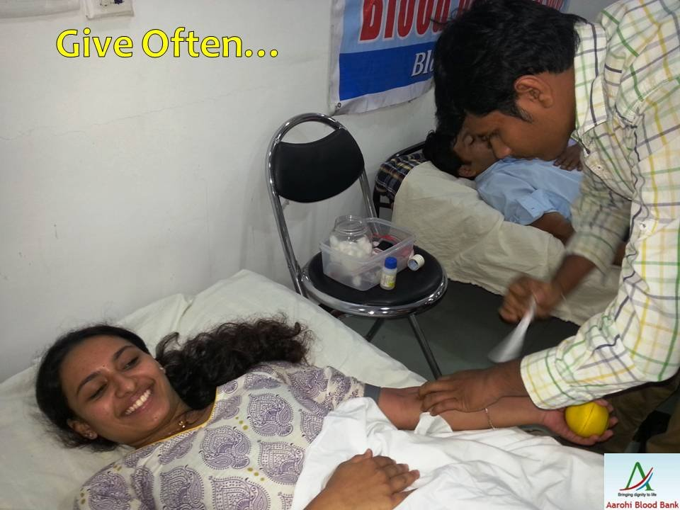 Help Thalassemia Child get Blood -  Their Lifeline