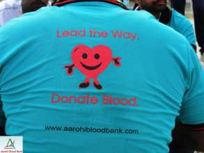 Lead the Way ! Donate Blood !