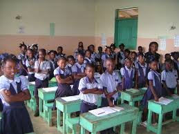 School materials and uniforms toHaitian children