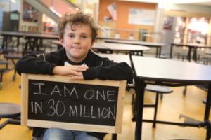 30 Million Kids Eat School Lunch Everyday