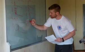 Teacher Sebastiaan