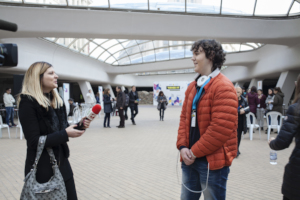 """Interview with Toshko from """"Megafon"""""""