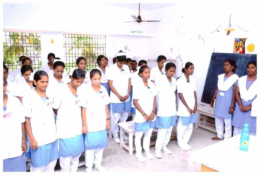 Scholarship for poor girls to study nursing