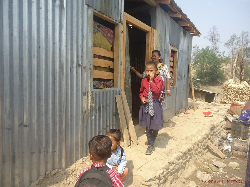 Strengthen Education of 12 Outcast Girls of Nepal