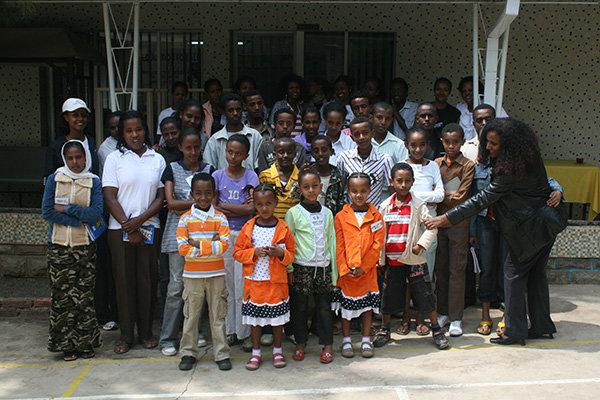 Build an Autism Center for 500 Ethiopian Children