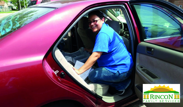 60 Car Seats for low income families in Chicago