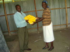 Support for ECD centre course text books