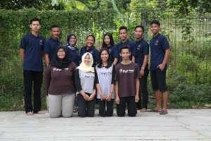 Bunga and Bogor Tours team