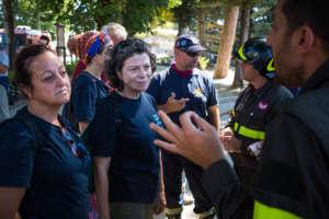 IsraAID's Italian speaking therapists