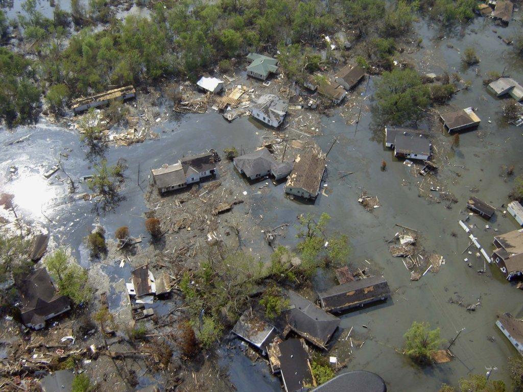 Louisiana Flood Response
