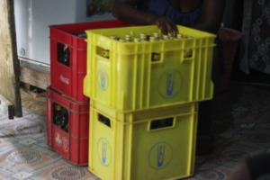 Supplies for Mariatu's business