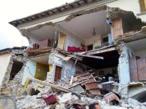 Italy Earthquake Relief